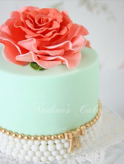 Pretty Cakes Especially pretty cakes.